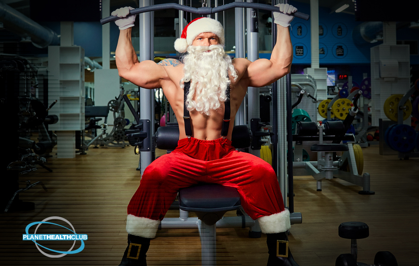 Celebrate Christmas At Your Fitness Centre